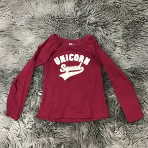 Epic Threads|Girl's Long Sleeve|Unicorn squad|